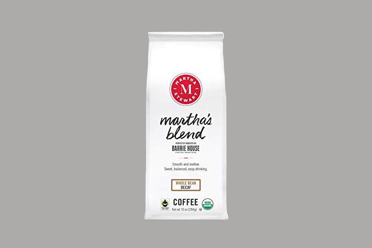 martha's blend coffee beans