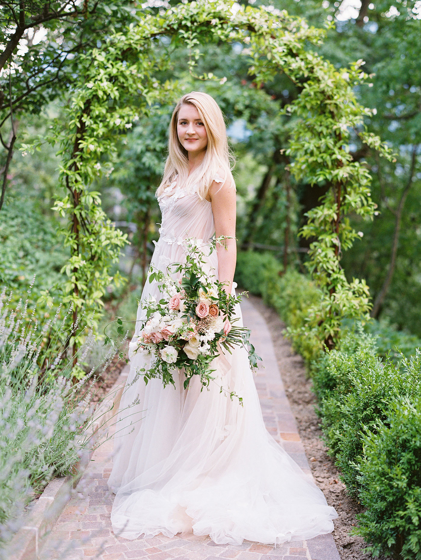 julia franz wedding bride dress