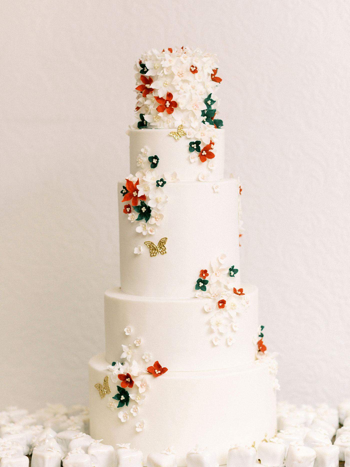 julia franz wedding cake