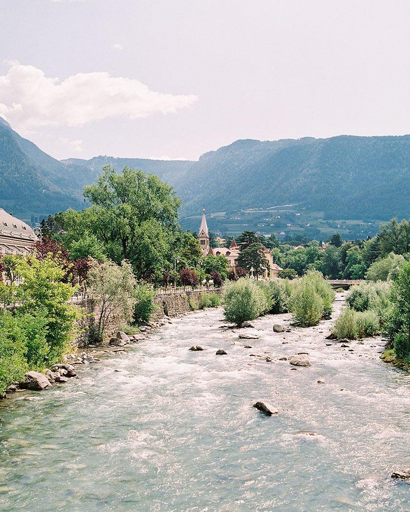 julia franz wedding italy river