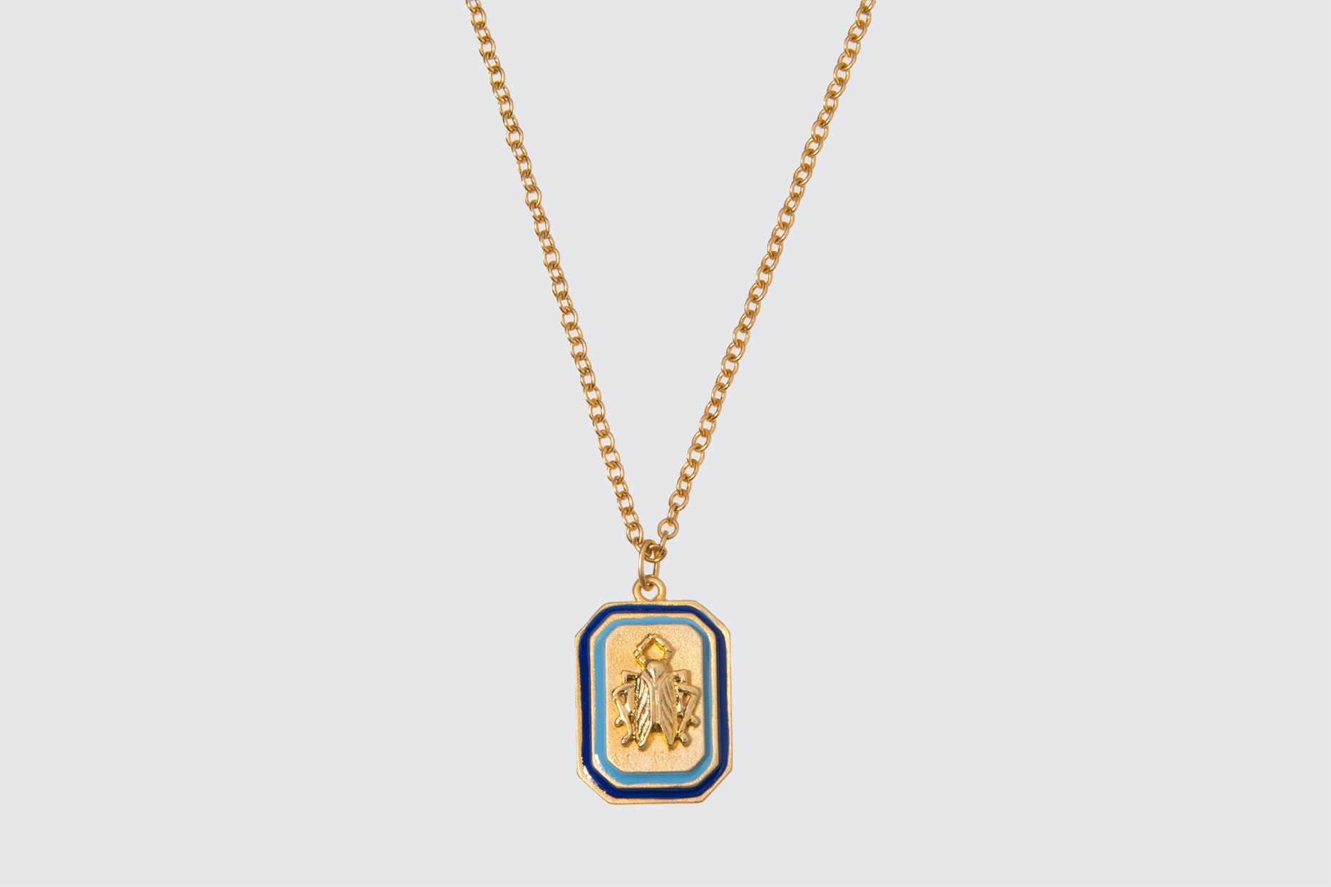 croghans jewel box necklace