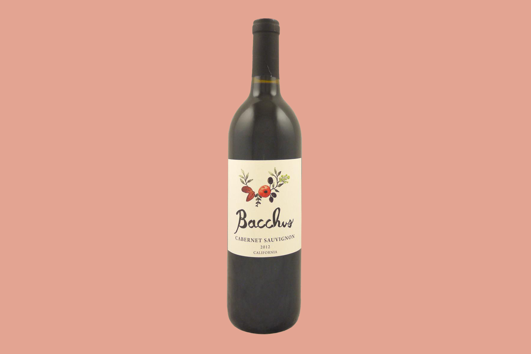 Bacchus Red Wine