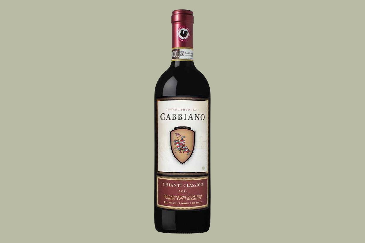 Gabbiano Chianti Classico 2014 wine bottle