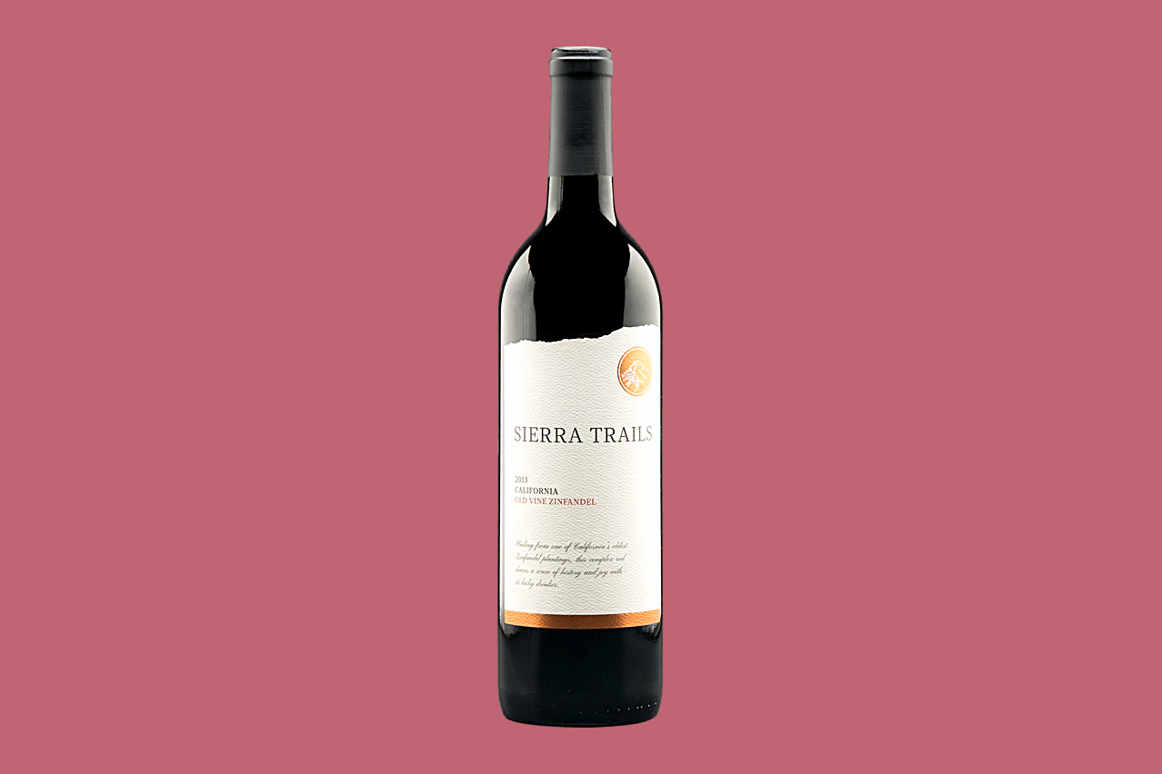 Sierra Trails 2013 California Old Vine Zinfandel