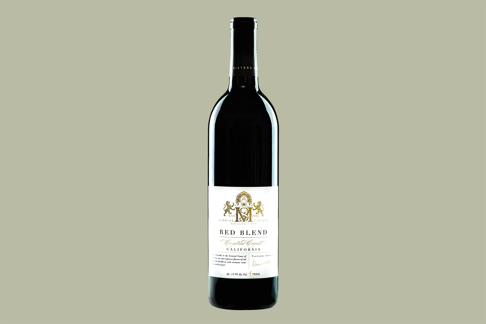 McBride Sisters Central Coast California Red Blend