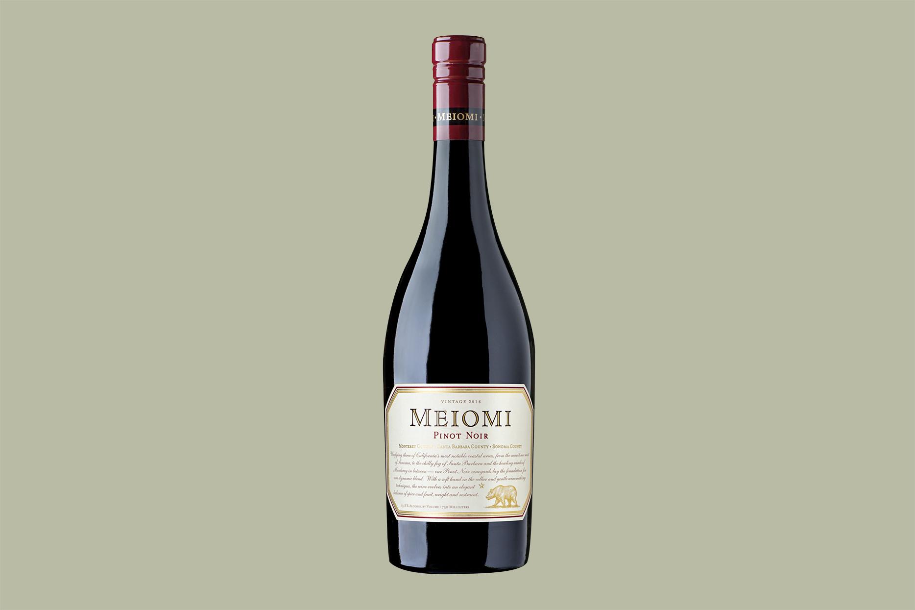 Meiomi Vintage 2016 Pinot Noir