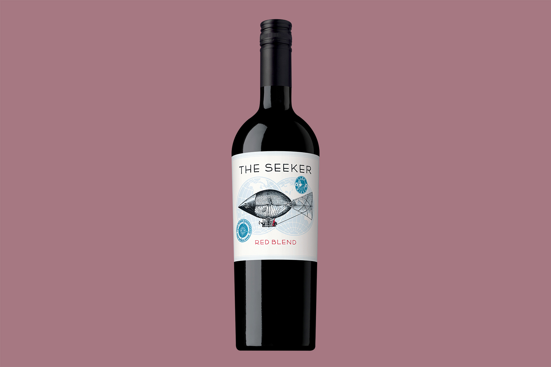The Seeker Red Blend Wine