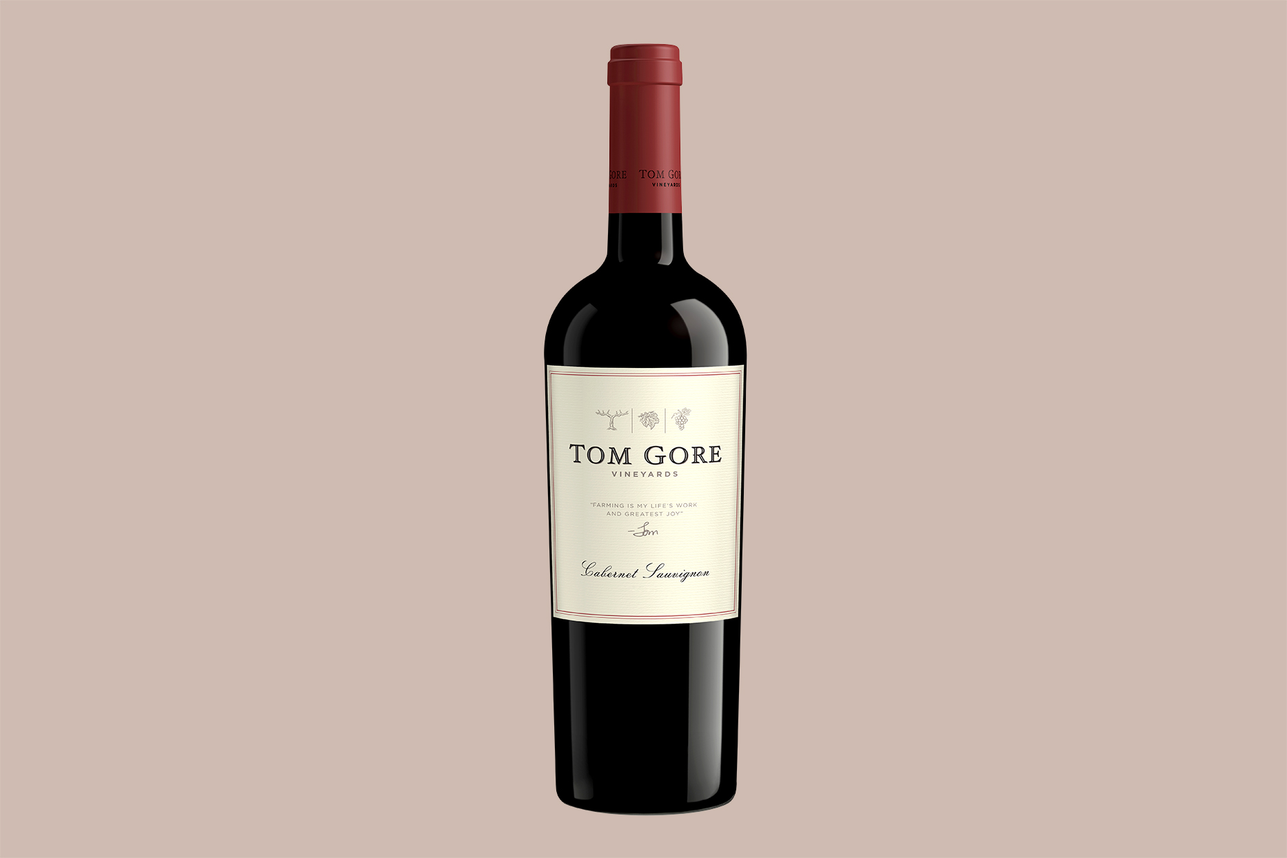 Tome Gore Vineyards Cabernet Sauvignon