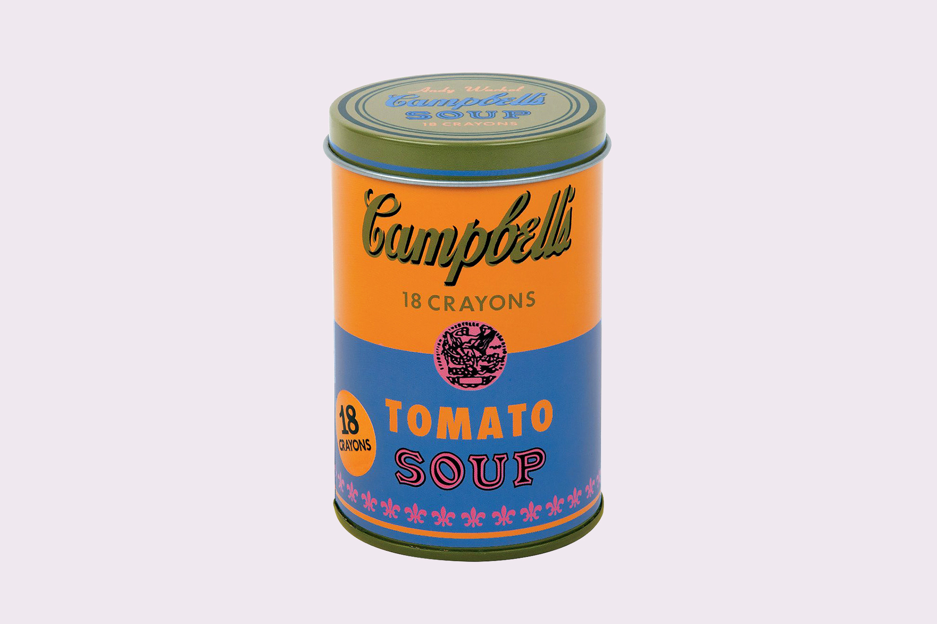 Andy Warhol Can of Crayons