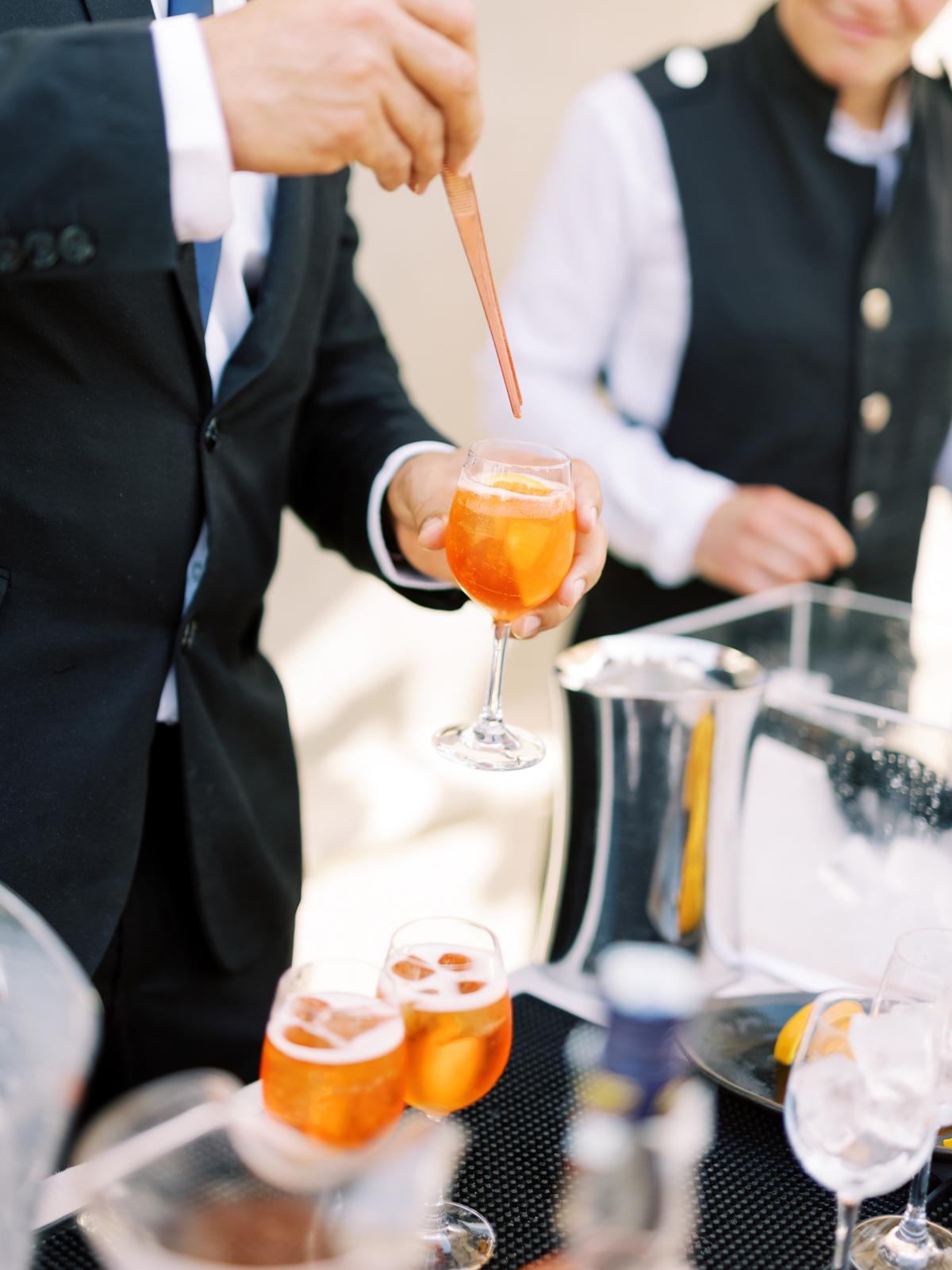 saghar ben wedding cocktails