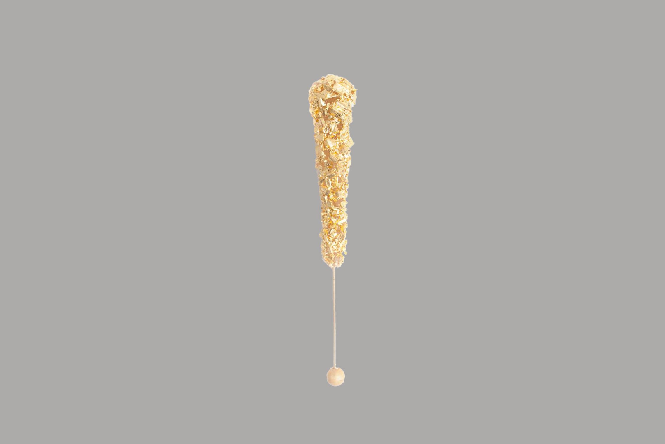 gold swizzle stick rock candy