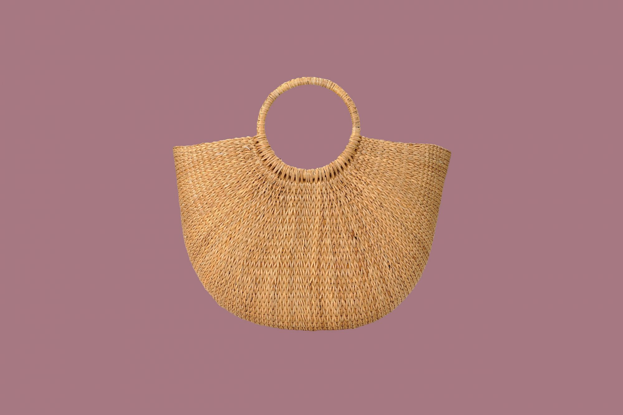 Dokot Yellow Grass Bag