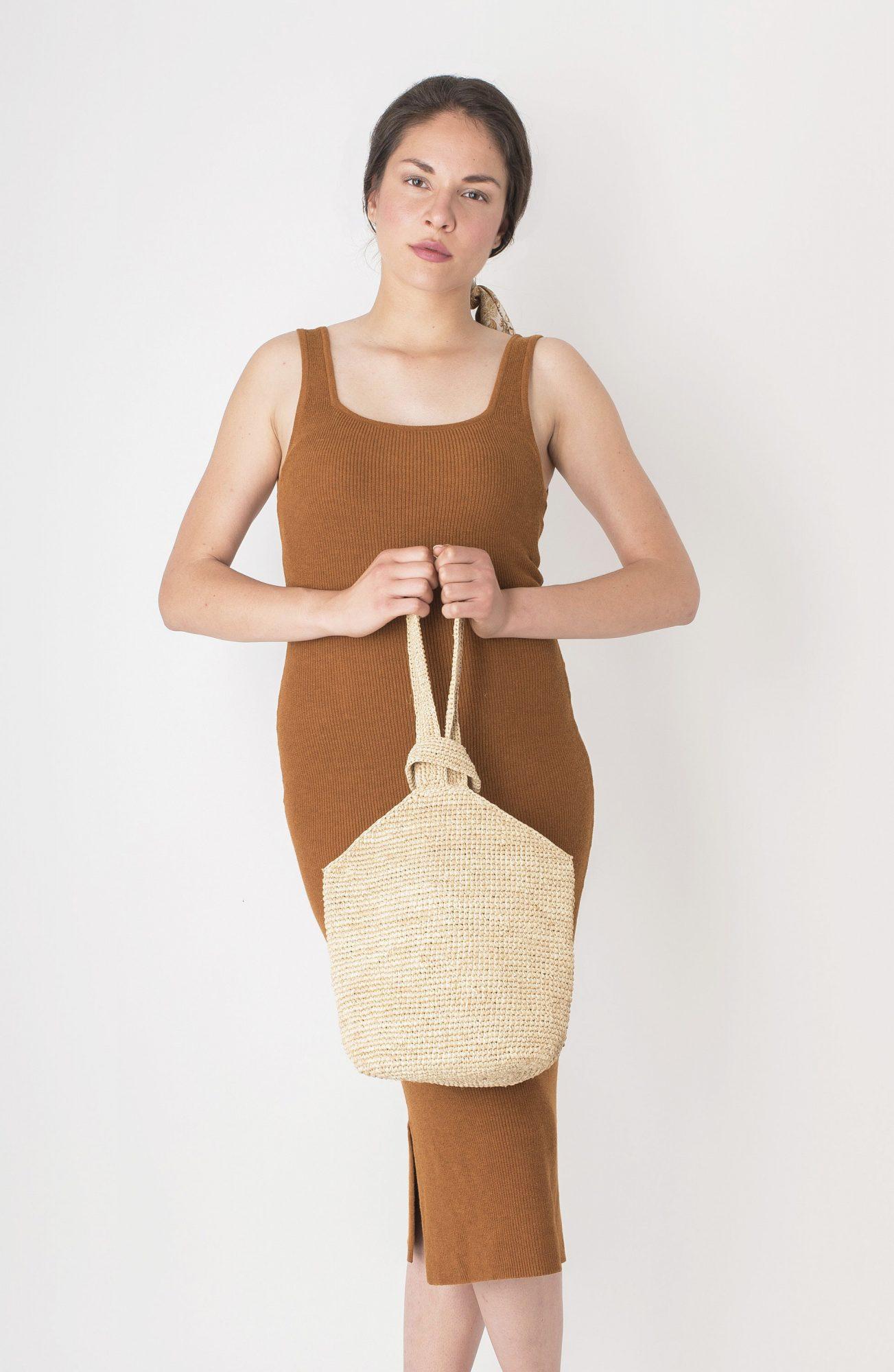 Tala Collections Raffia Bag