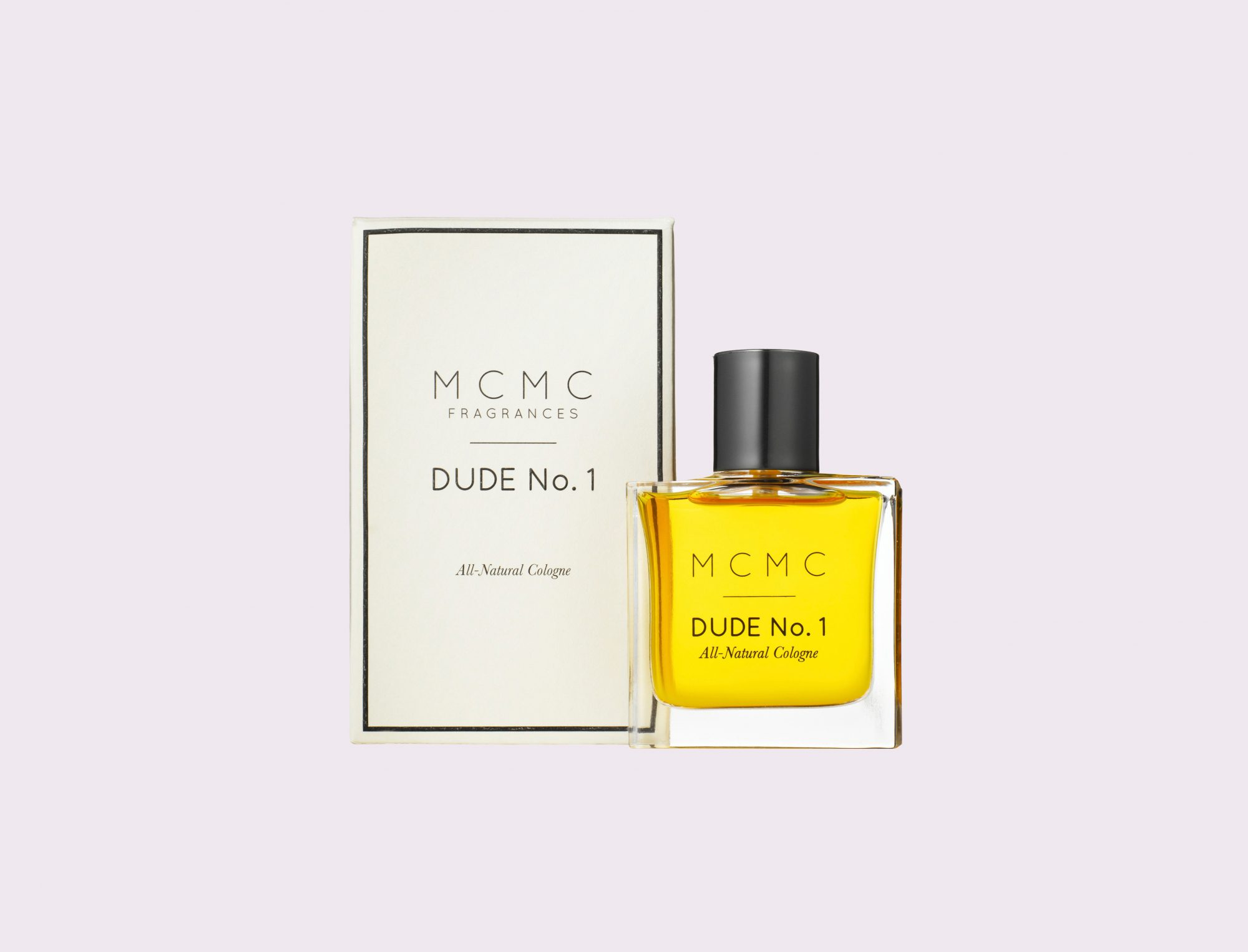 MCMC Fragrances Due No. 1 box and bottle