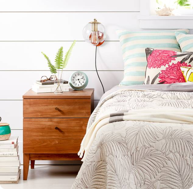 target bedding and room decor