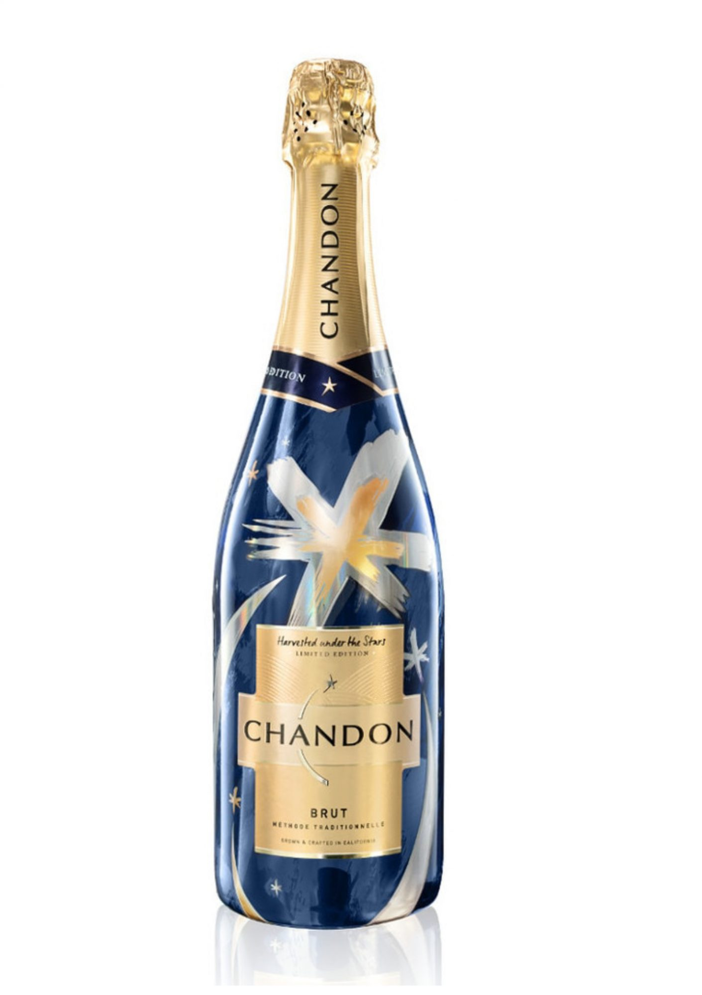 Shop Now: Chandon Harvested Under the Stars Limited Edition, $19.99, premierchampagne.com.