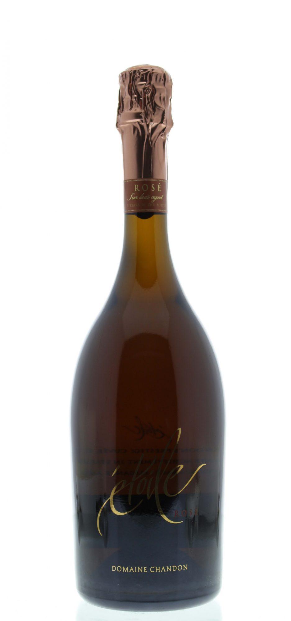 chandon california wine bottle