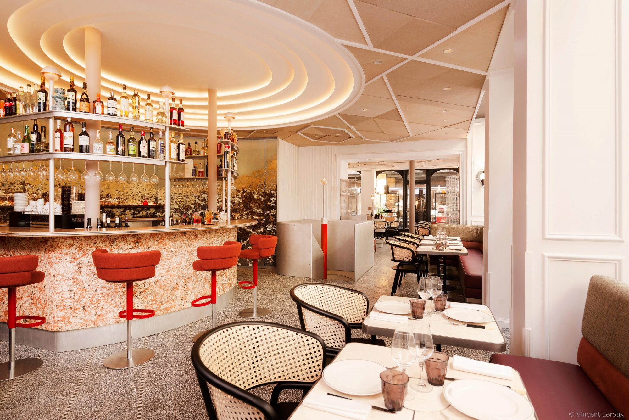 brasserie Astair in Paris