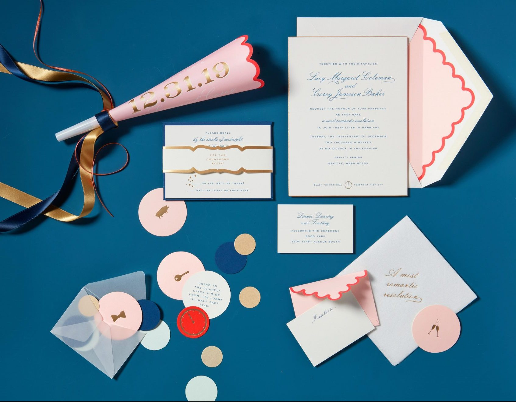 Your Definitive Guide to Choosing Wedding Stationery, According to an Expert