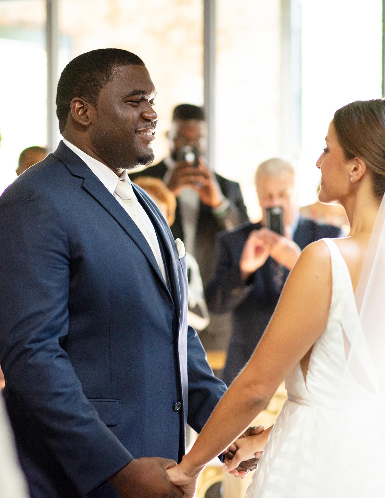 shelby david wedding ceremony vows