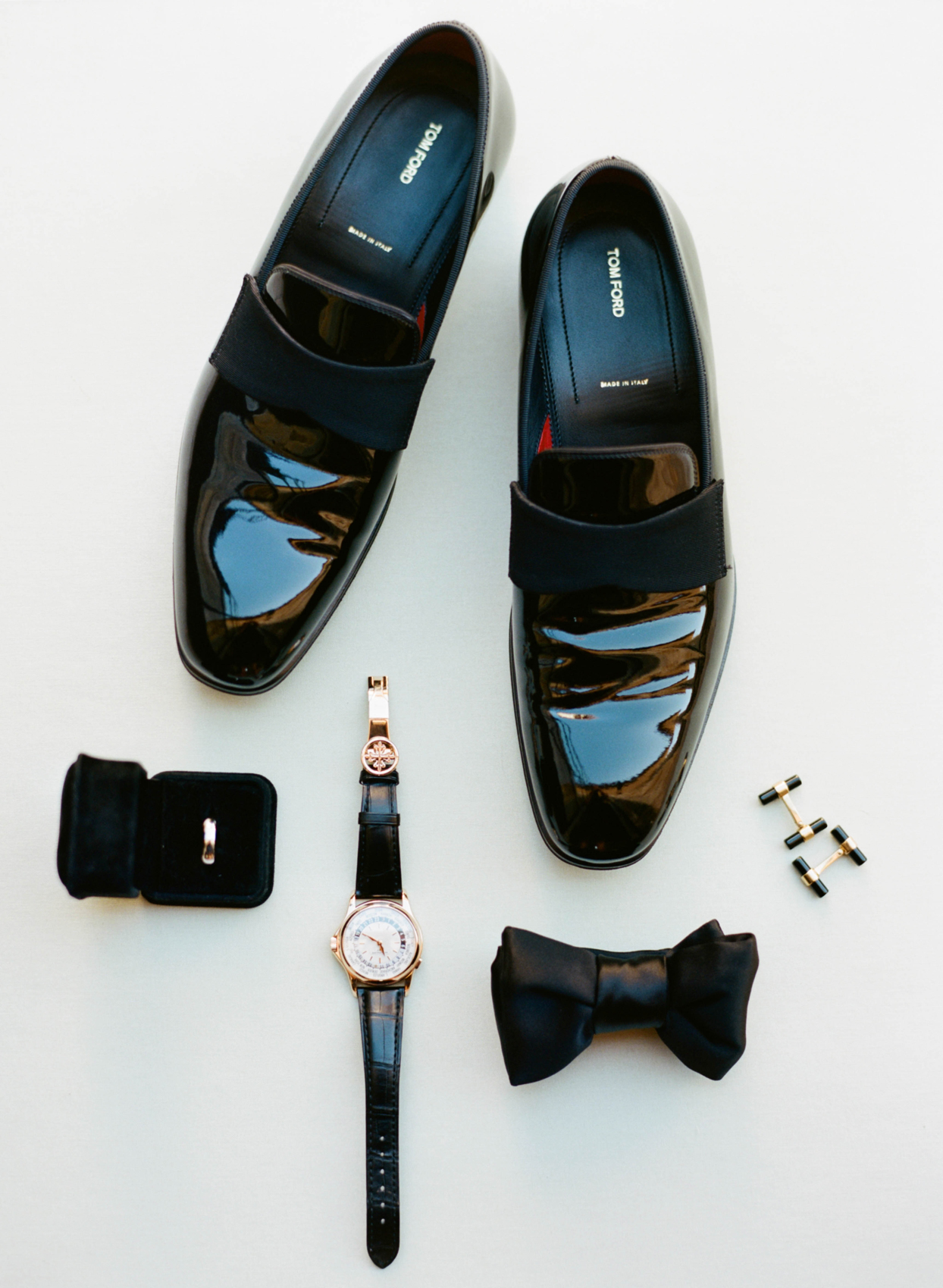 grooms accessories tom ford shoes and cuff links