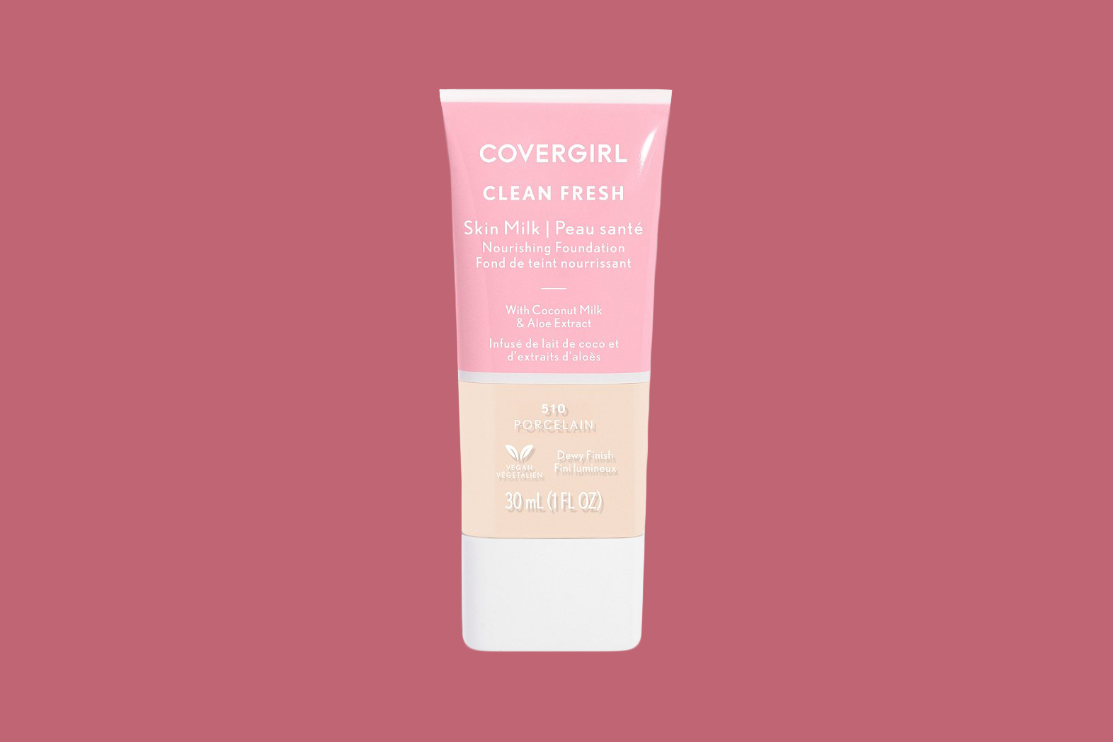 CoverGirl Clean Fresh Skin Milk Foundation