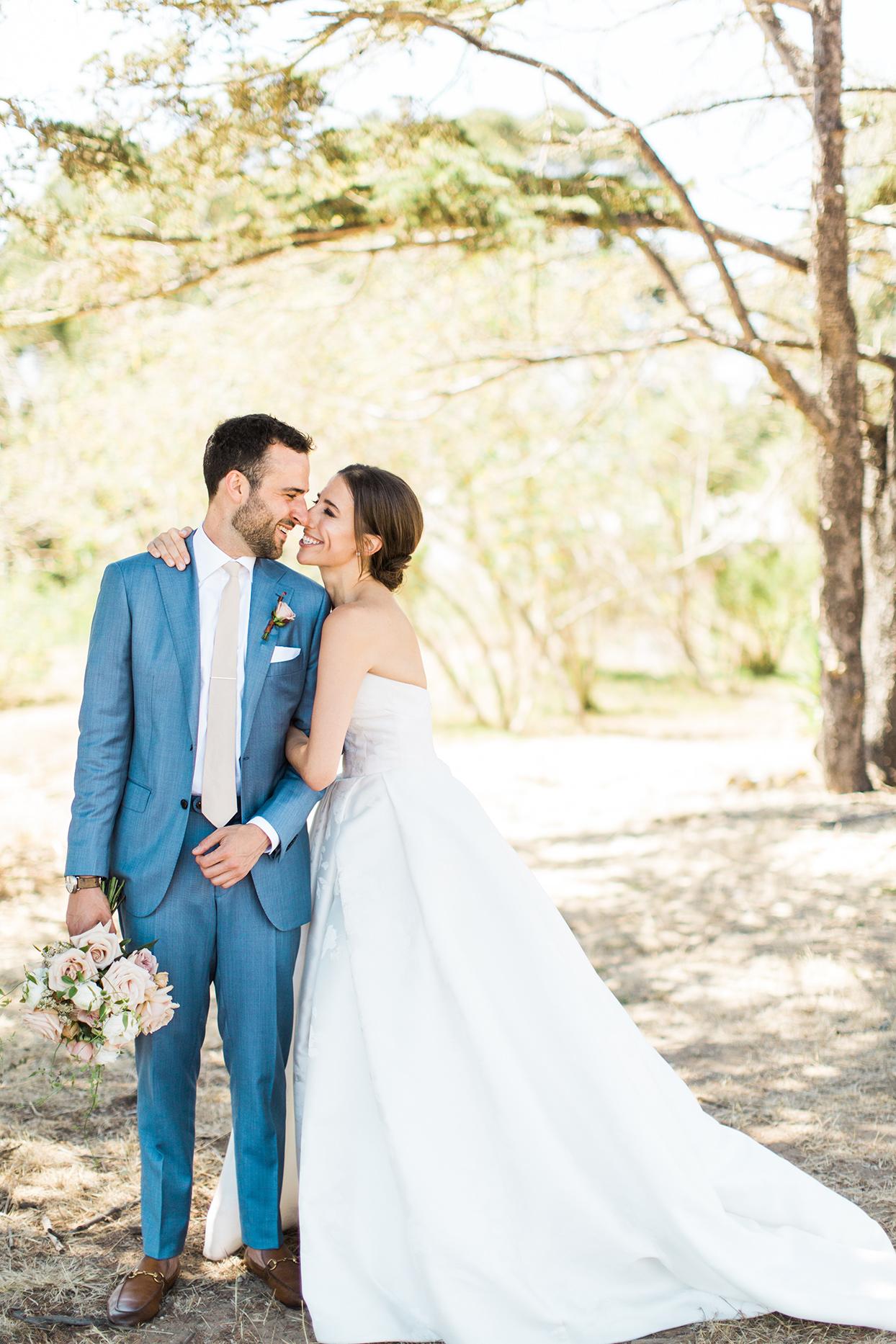 This Greenhouse Wedding Showed Off Coastal Santa Barbara at Its Very Best