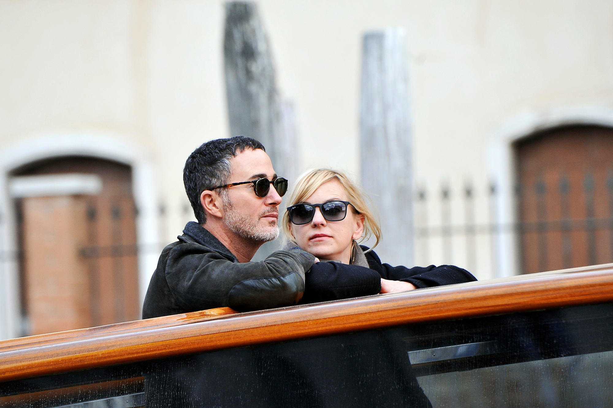 anna faris and michael barrett