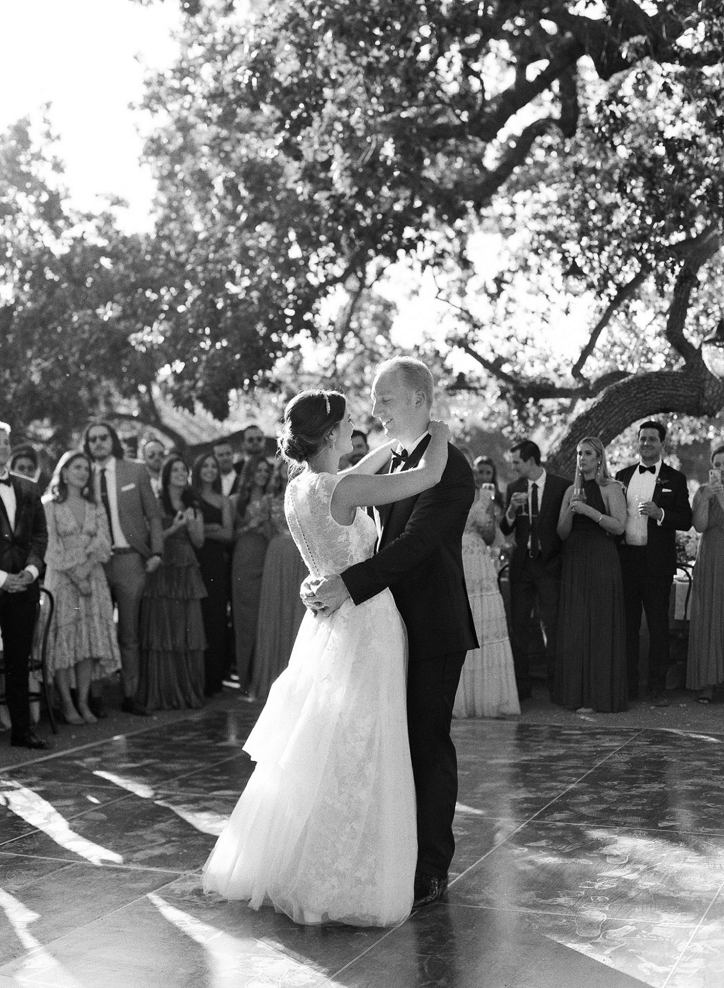 tamara erik wedding first dance