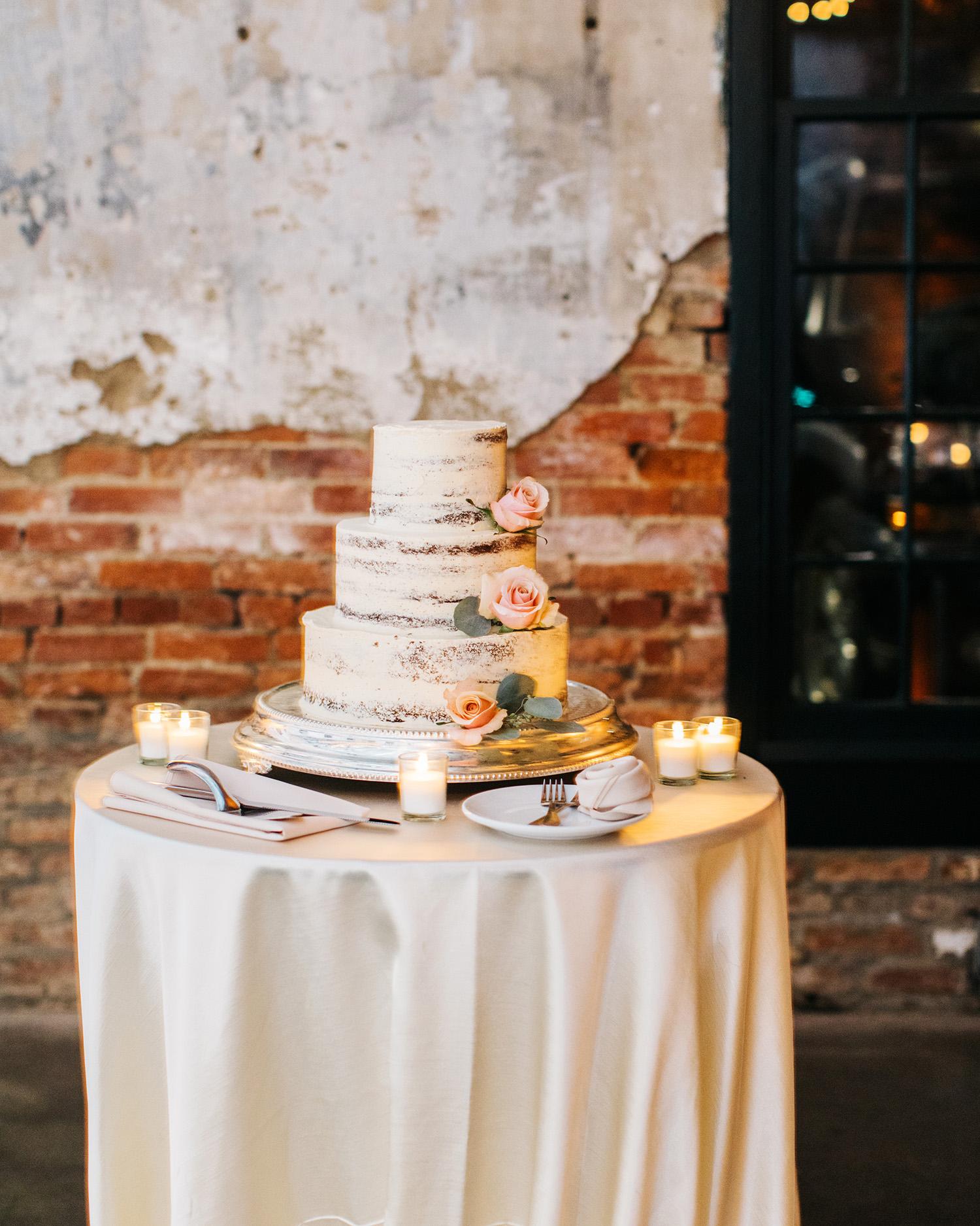jessica ali wedding cake