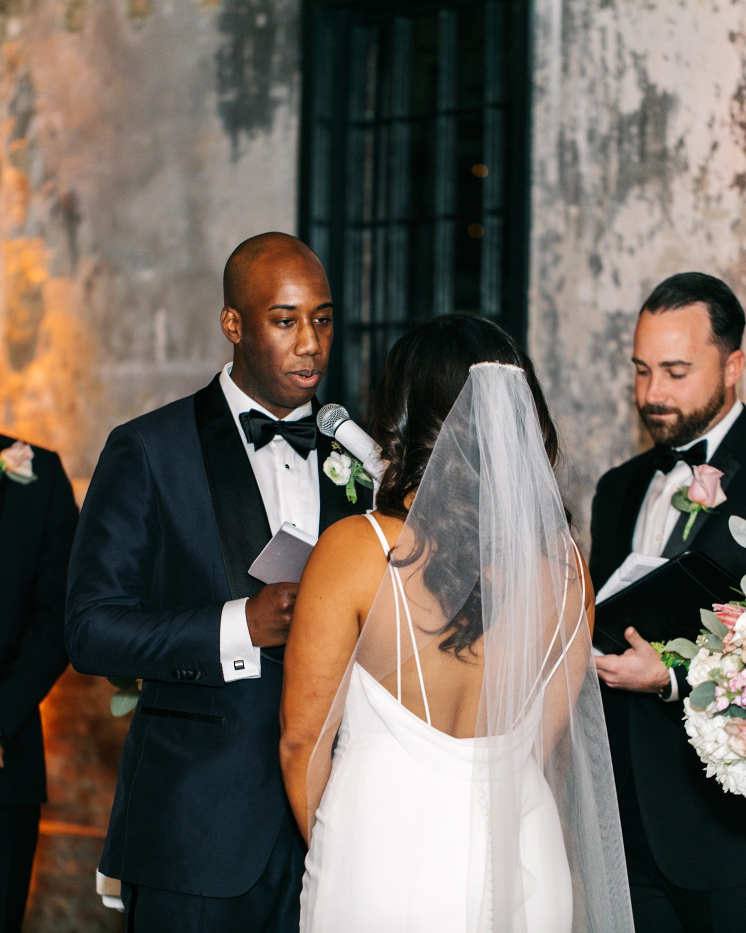 jessica ali wedding vows couple