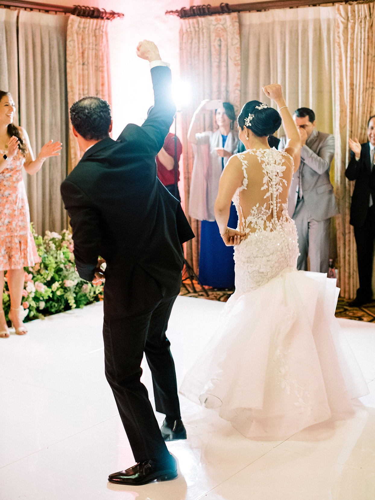 The Fun First Dance