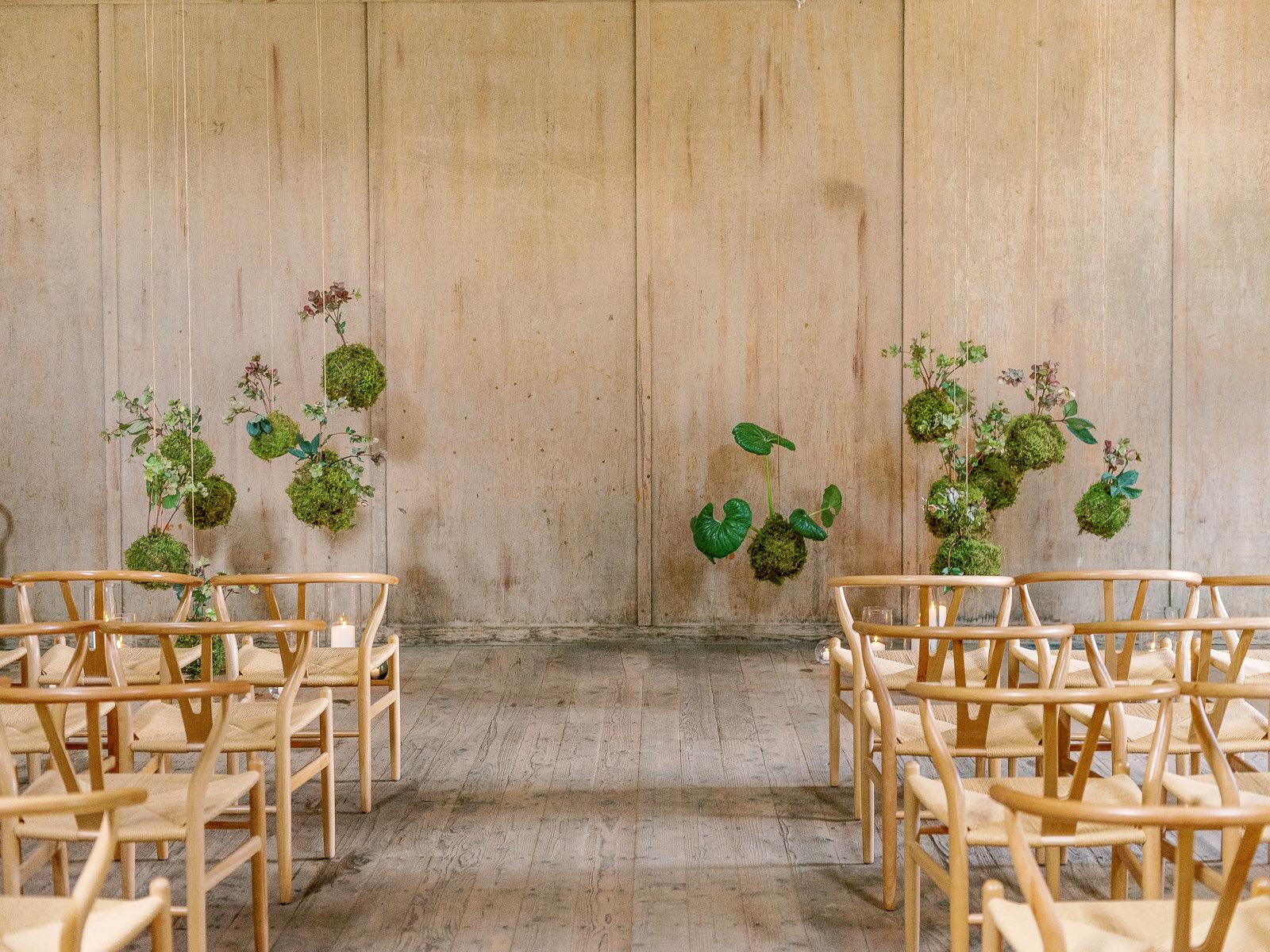stephanie calvin wedding ceremony space