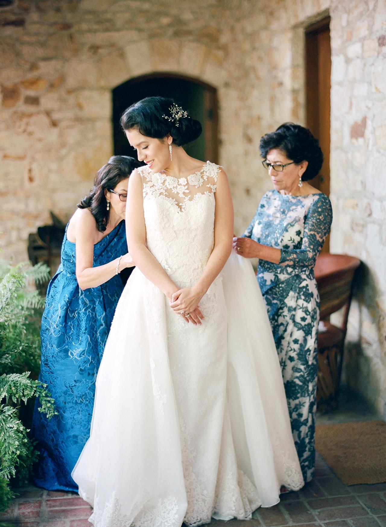 stephanie calvin wedding dress