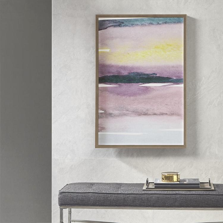 Martha Stewart Lilac-Toned Canvas Art Print