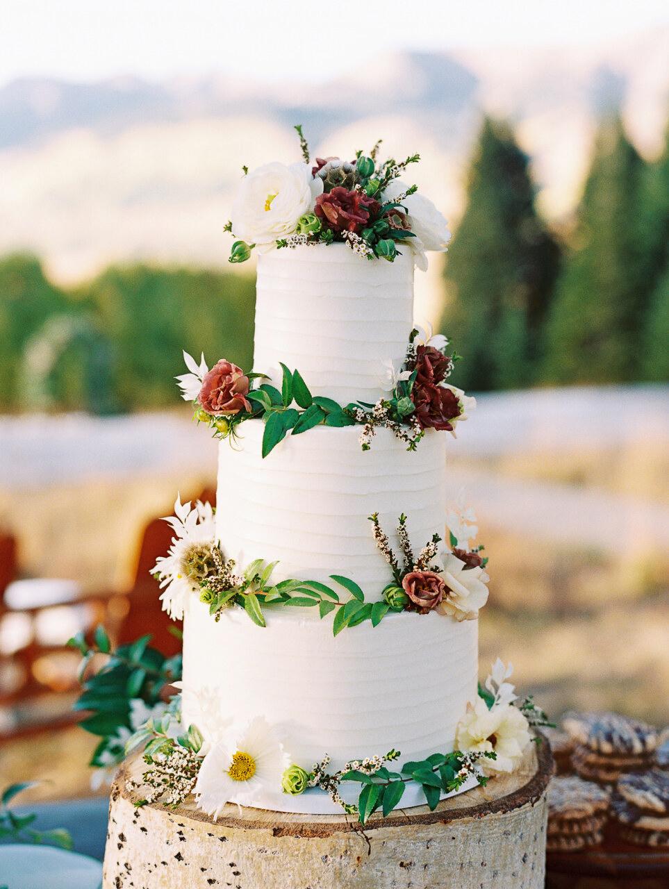 molly frank wedding cake