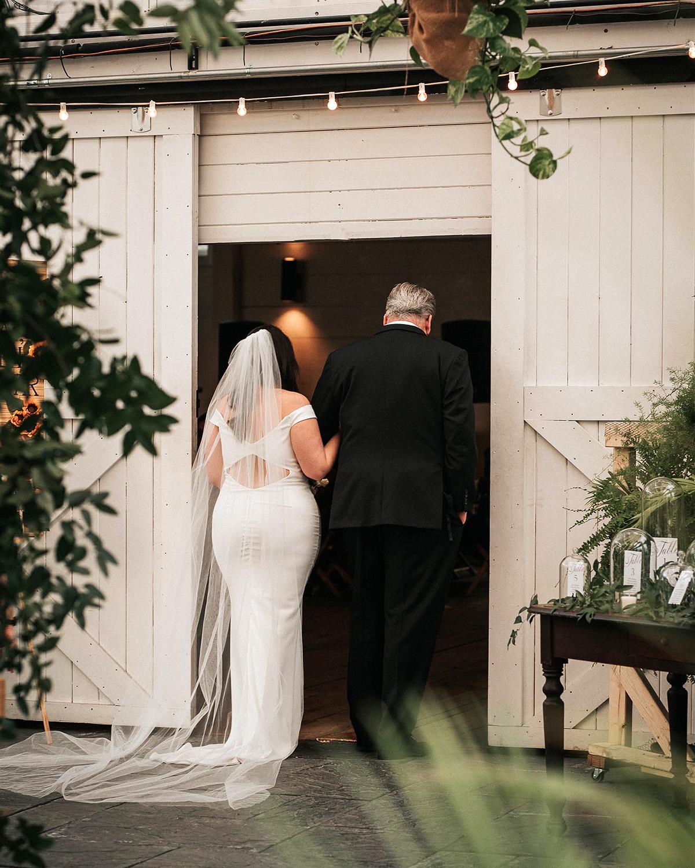 stephanie taurean wedding processional