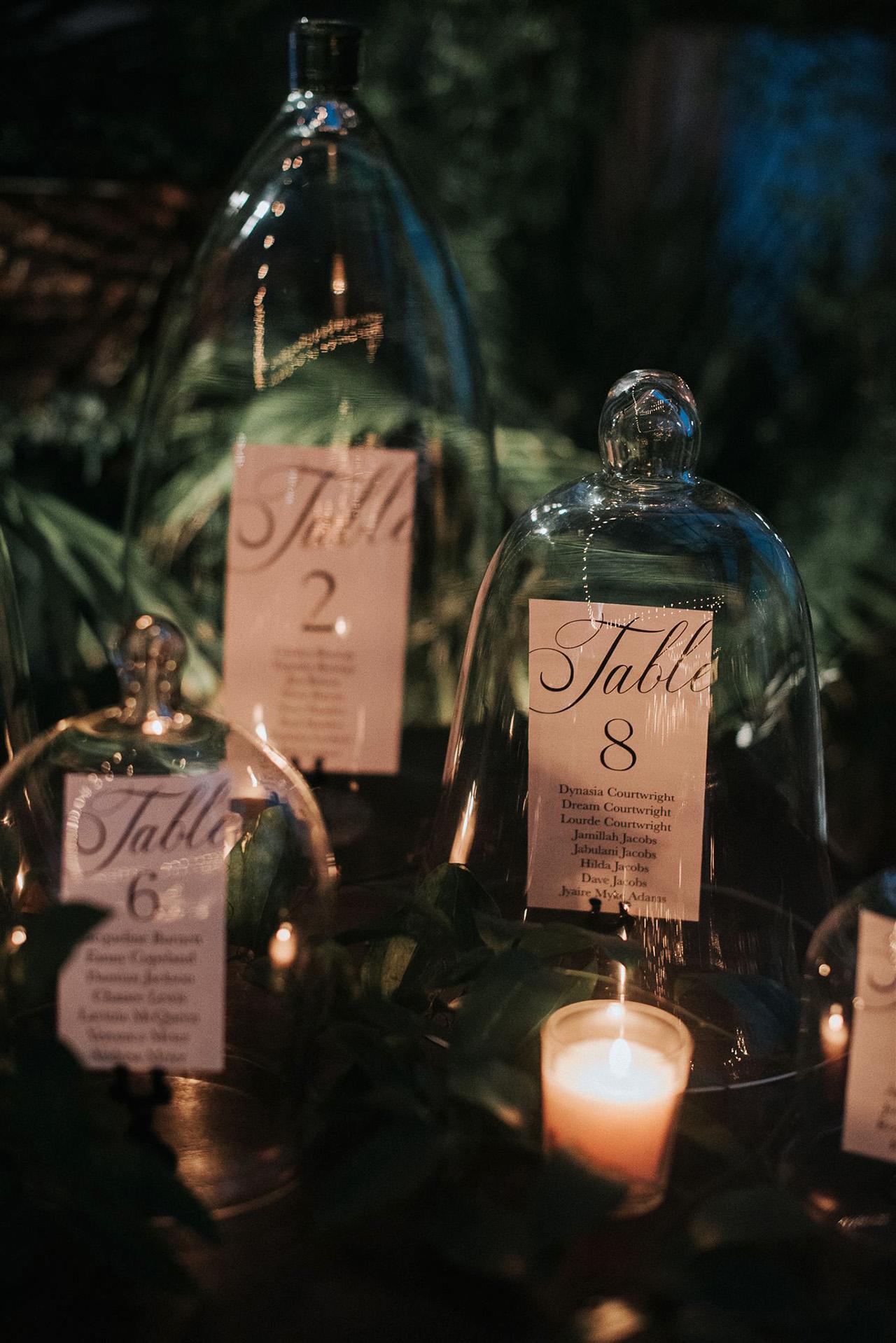 stephanie taurean wedding seating charts