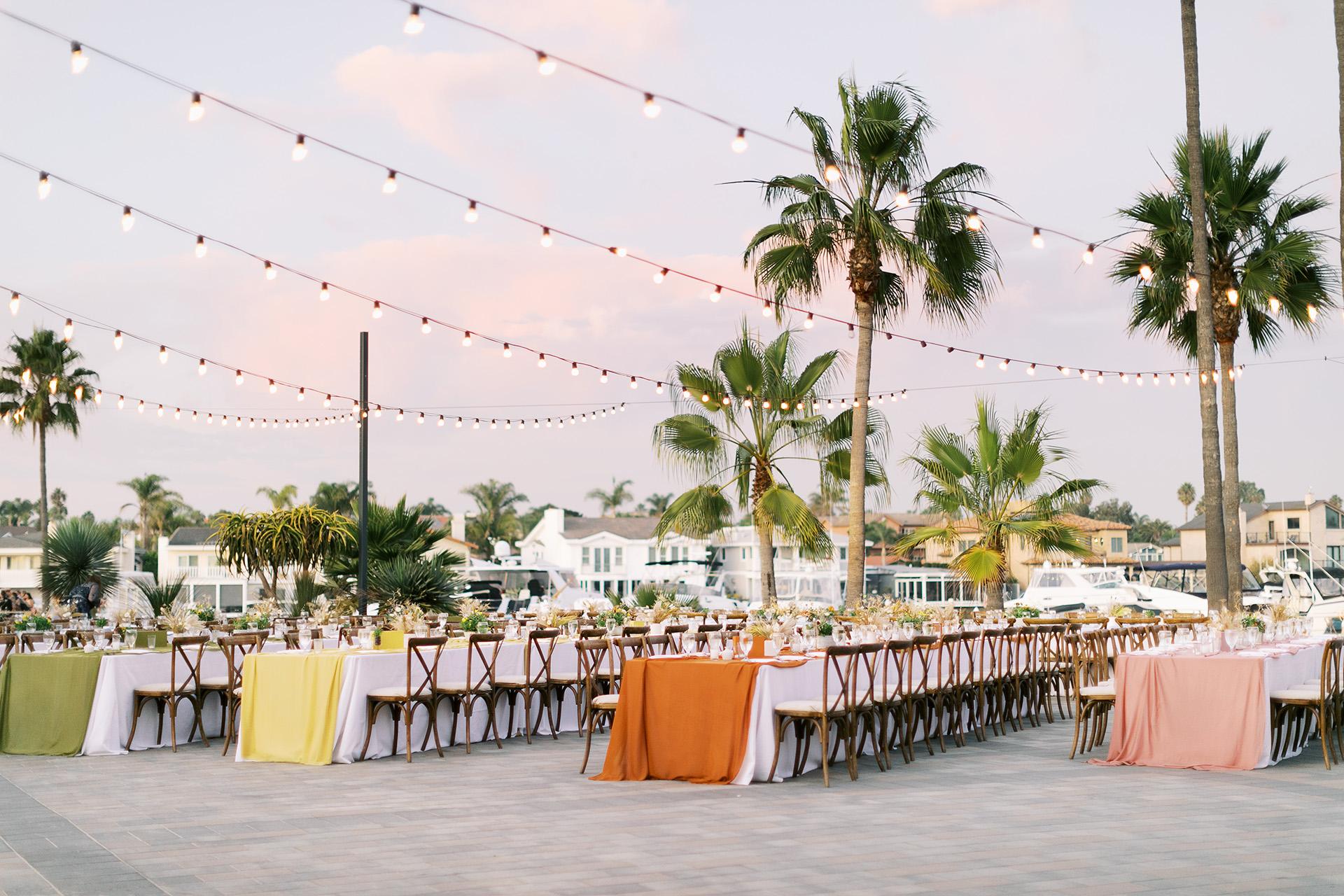 janelle stephen wedding reception