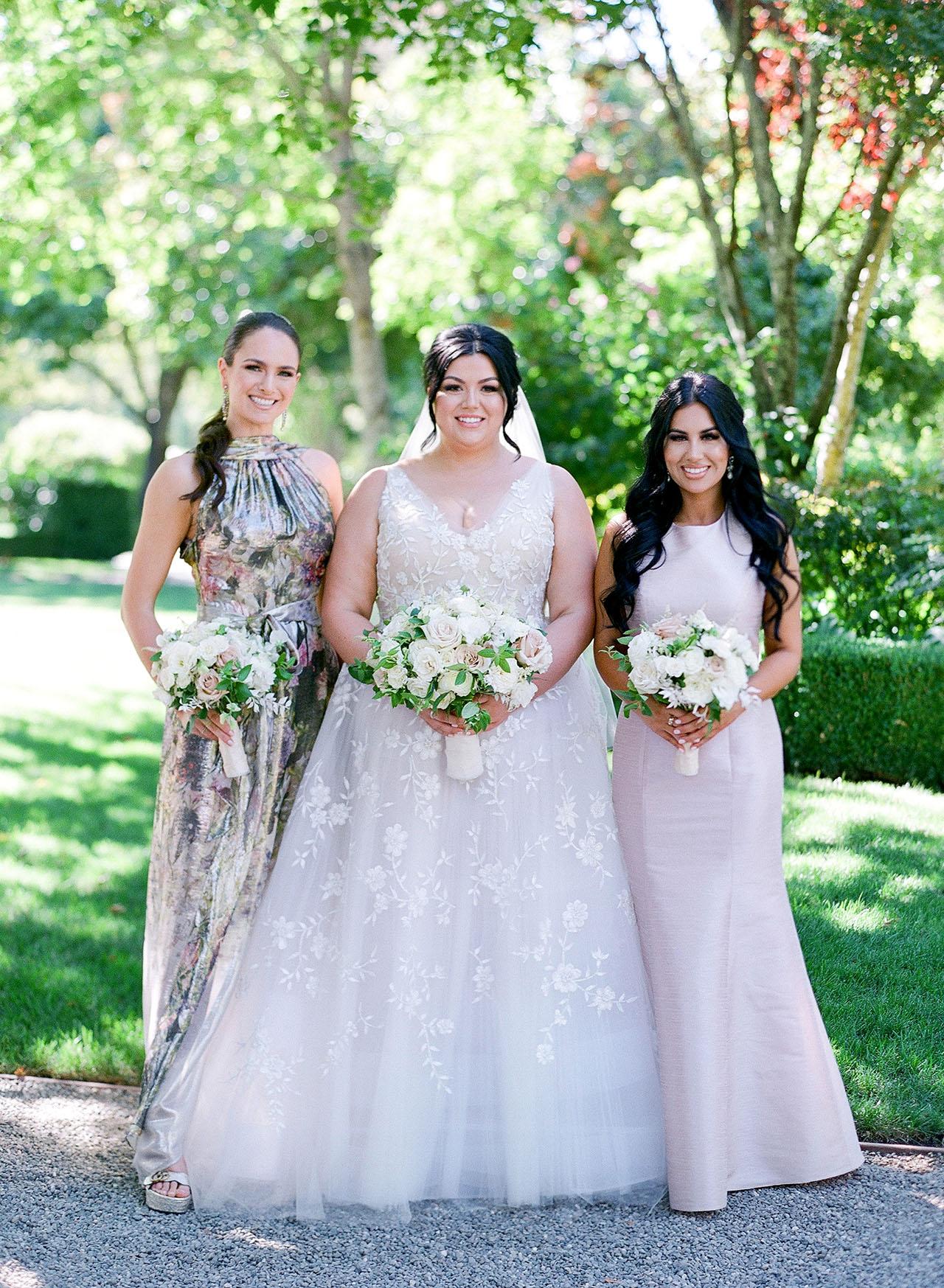 gillian tyler wedding bride bridesmaids