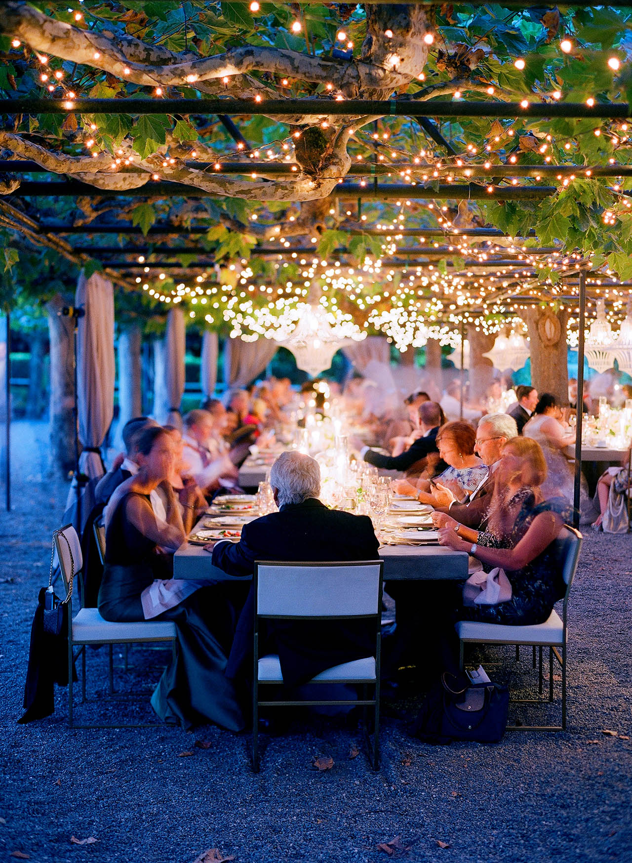gillian tyler wedding reception lighting