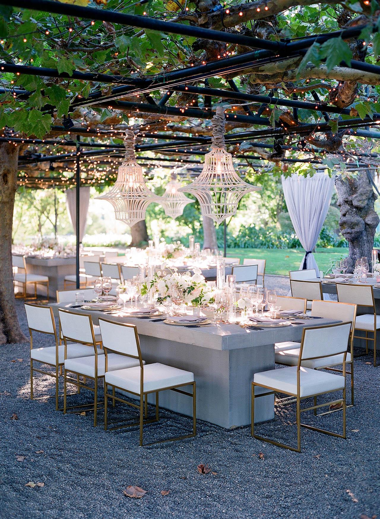 gillian tyler wedding reception seating decor