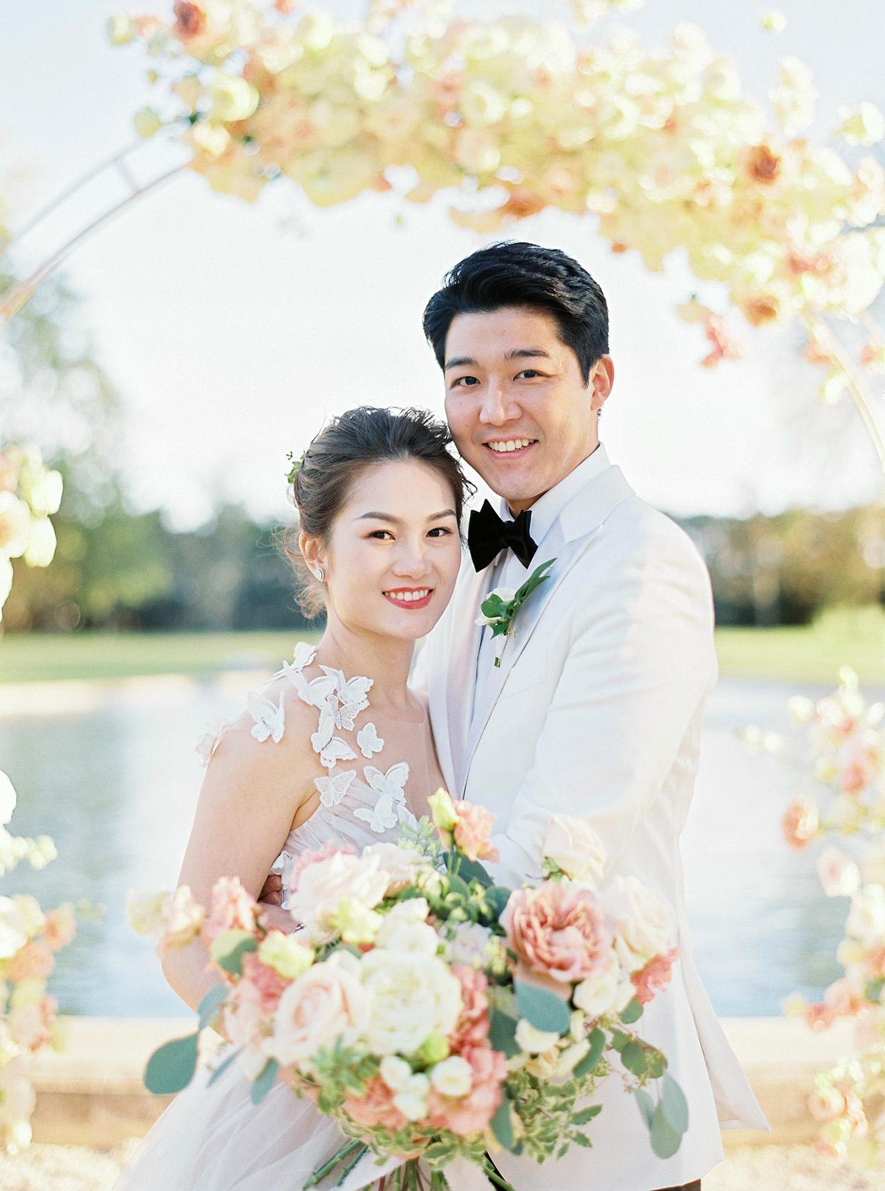 nancy sangho wedding