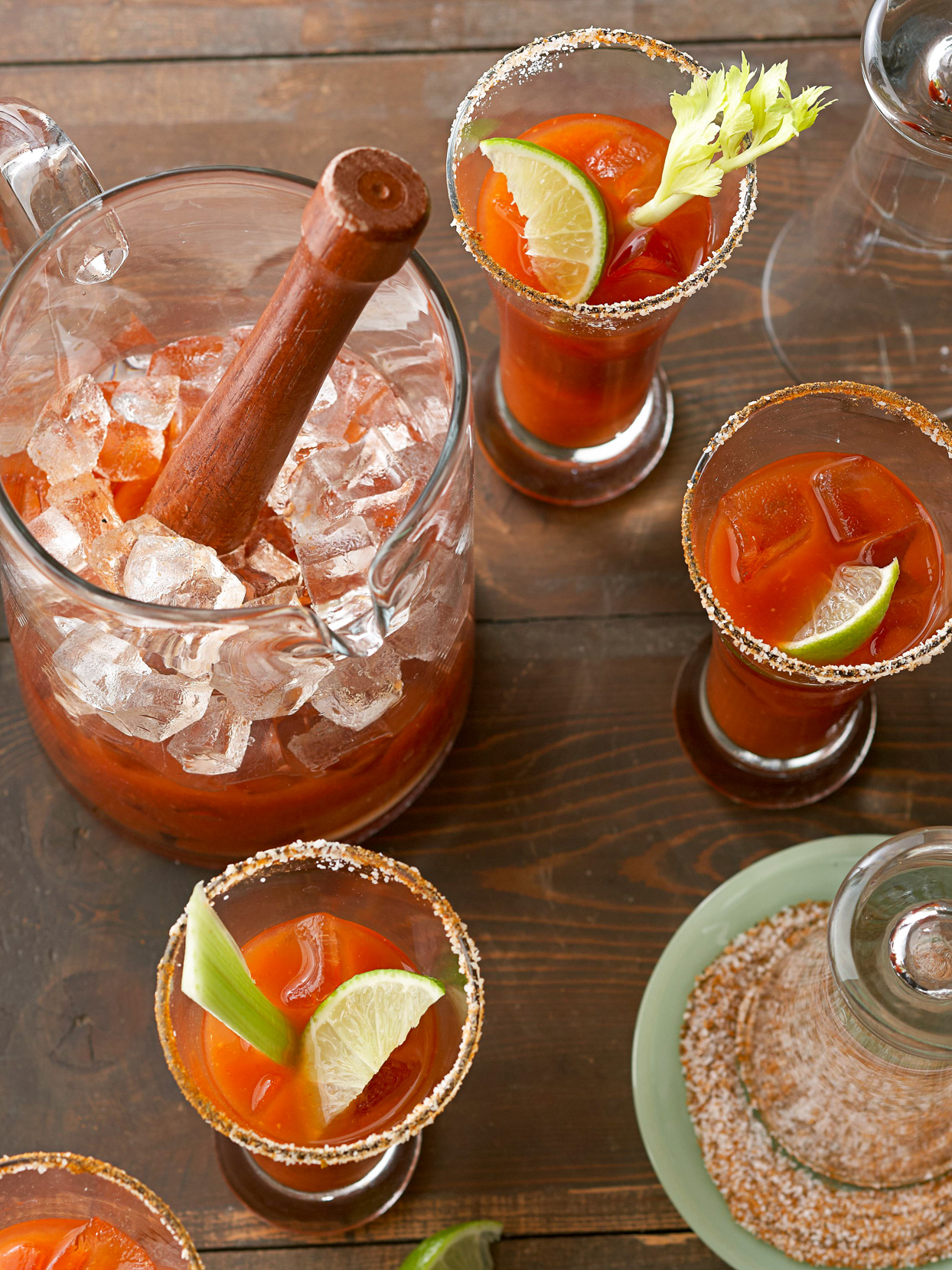 Spicy Beer Mary