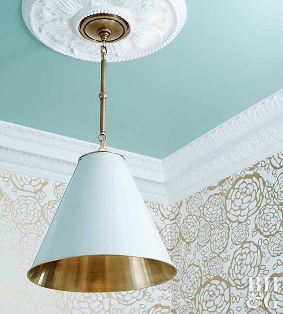 Transform A Room With Crown Molding