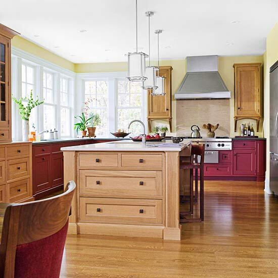 Wood Kitchen Cabinet Tips & Ideas | Better Homes & Gardens