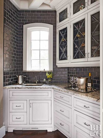 Plan The Perfect Butler S Pantry Better Homes Gardens