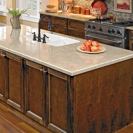 Look Of Granite Countertops