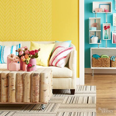 Incredible Wall Painting Ideas for Every Room | Better Homes & Gardens
