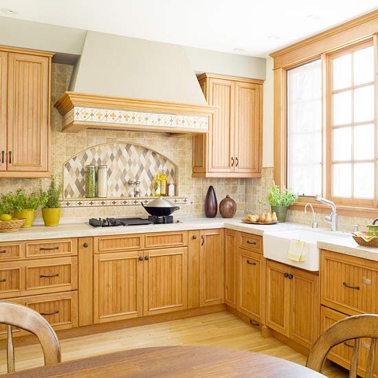 Kitchen Remodel Ideas: Craftsman-Style Design | Better Homes ...